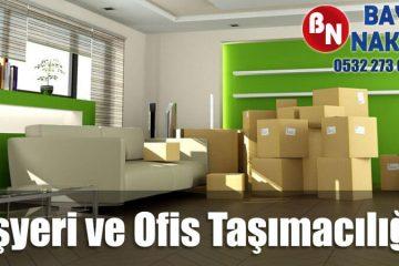 Baytaş İstanbul işyeri ve ofis taşımacılığı nakliyat firması