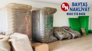 Baytaş Nakliyat İstanbul evden eve nakliyat ambalajlama