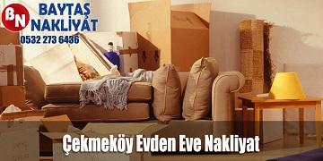Çekmeköy evden eve nakliyat İstanbul Çekmeköy Nakliyat Firması