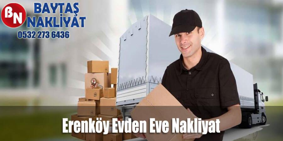 Erenköy evden eve nakliyat İstanbul Erenköy Nakliyat Taşımacılık