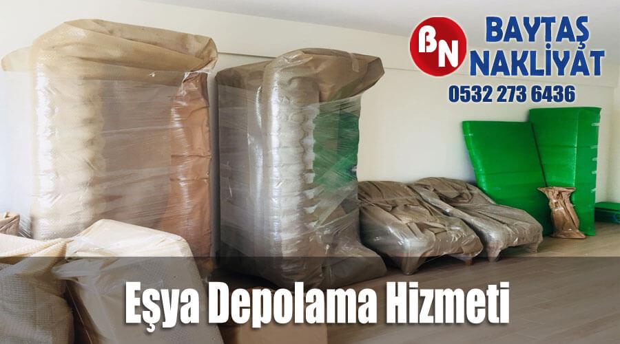 Eşya Depolama İstanbul Parça Eşya Depolama Firması