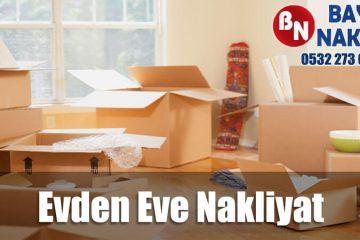 evden eve nakliyat İstanbul nakliye ev taşıma firması