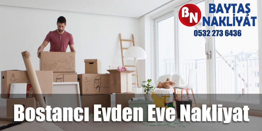 İstanbul bostancı evden eve nakliyat taşımacılık firması