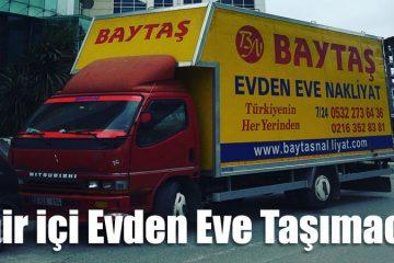 İstanbul şehir içi evden eve taşımacılık firması
