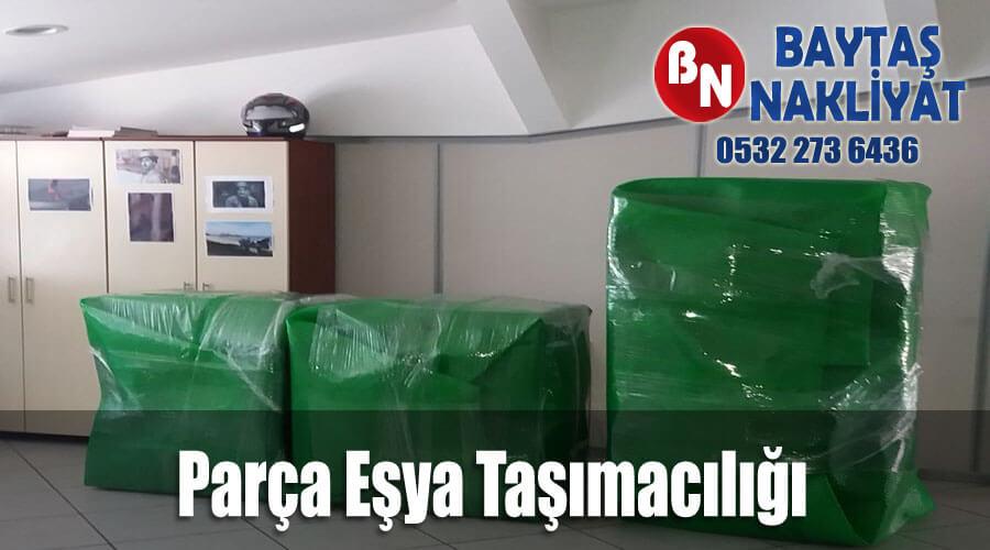 Parça eşya taşımacılığı İstanbul parça eşya taşıma şirketi