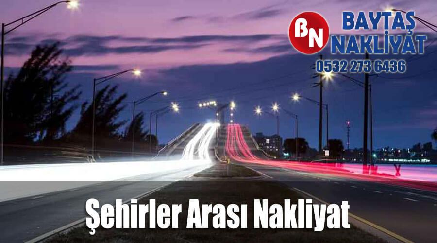 şehirler arası nakliyat İstanbul Şehirler Arası Evden Eve Nakliyat Firması